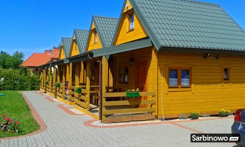 Domki Letniskowe Blekitna Fala Sarbinowo Com Noclegi Hotele